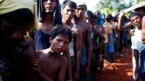 Bangladesh Larang Jual Kartu SIM HP ke Pengungsi Rohingya
