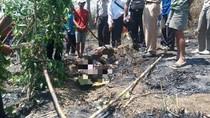 Seorang Petani Tewas Terbakar di Ladang Tebu Miliknya