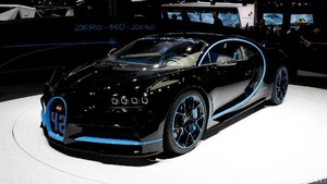 Bugatti Masih Jadi Mobil Tercepat Sejagat