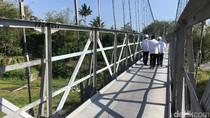 Jokowi: Jawa Butuh Ribuan Jembatan Gantung untuk Mobilitas Warga