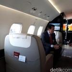 Mengintip Jet Pribadi yang Bisa Antar Jemput Pengusaha