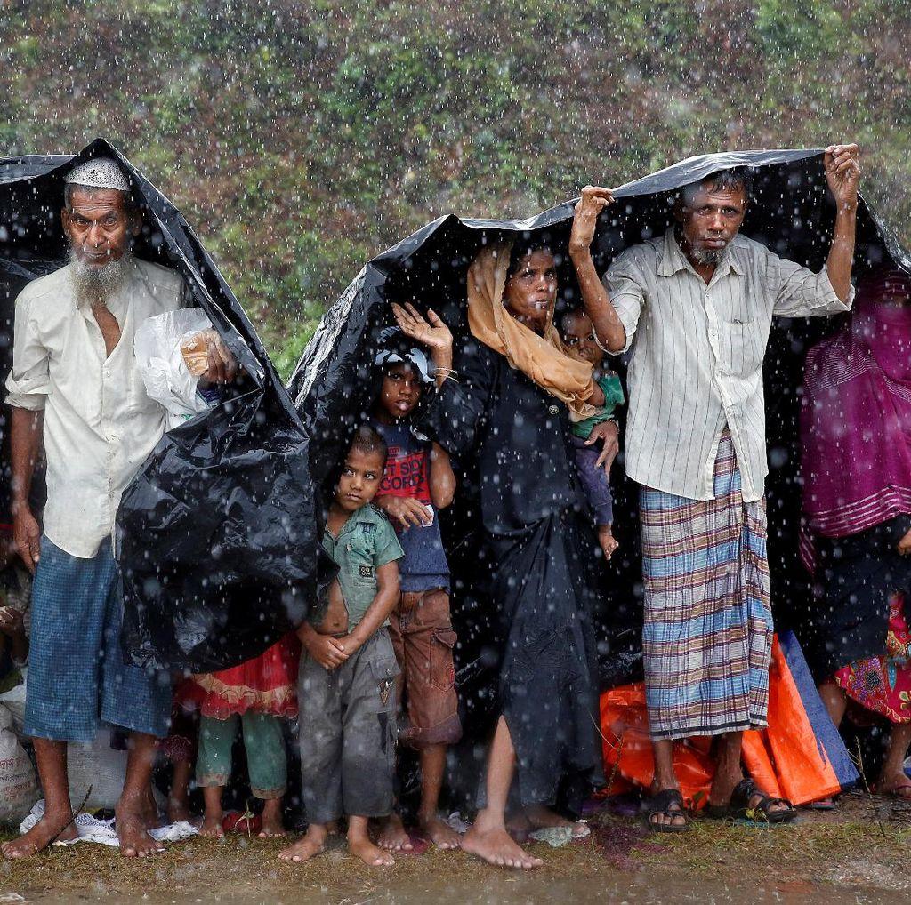 PBB Butuh Dana Rp 2,6 T Untuk Pengungsi Rohingya di Bangladesh