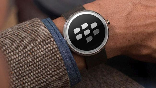 BlackBerry Mau Bikin Smartwatch?