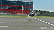 Keren, Superbike Terbang dari Rusia