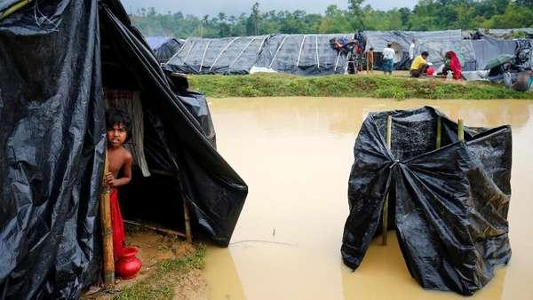 PM Bangladesh ke Myanmar: Rohingya Warga Anda, Harus Diterima Kembali