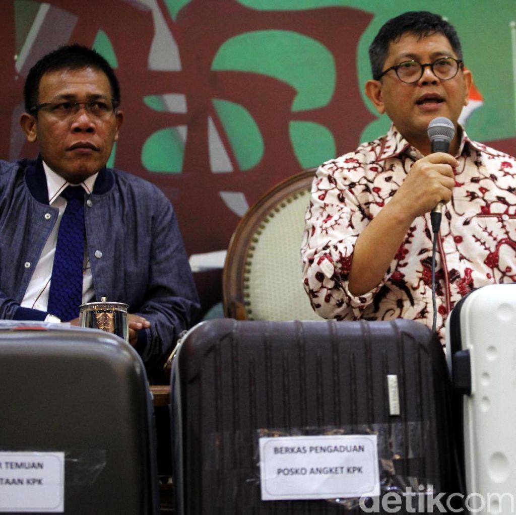 Pansus Angket KPK Terima Keputusan Presiden Belum Mau Bertemu