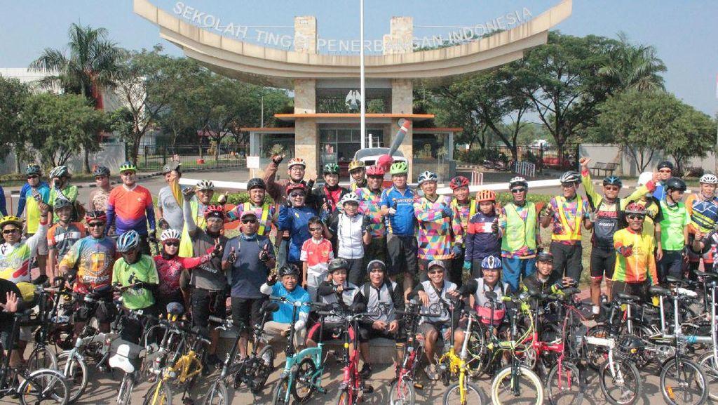 Selitangs, Komunitas Petualang Sepeda Lipat Tangerang dan Sekitarnya