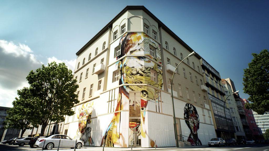 Keren! Museum Isinya Grafiti