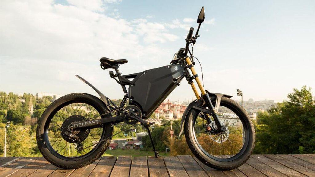 e-Bike Ini Diklaim Paling Awet Baterai Sedunia