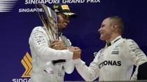 Simpati Mercedes untuk Ferrari