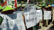 Massa Penolak Semen di Rembang Gelar Aksi Lagi