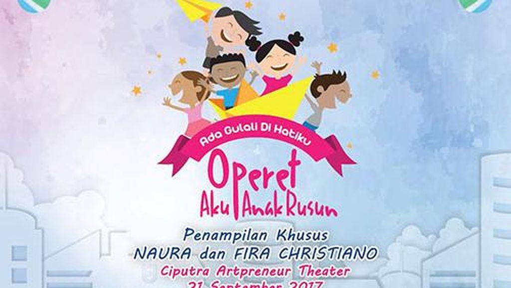 Operet Aku Anak Rusun Digelar 21 September