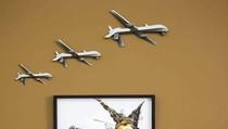 Lelang Karya Banksy Disumbangkan ke Kelompok HAM