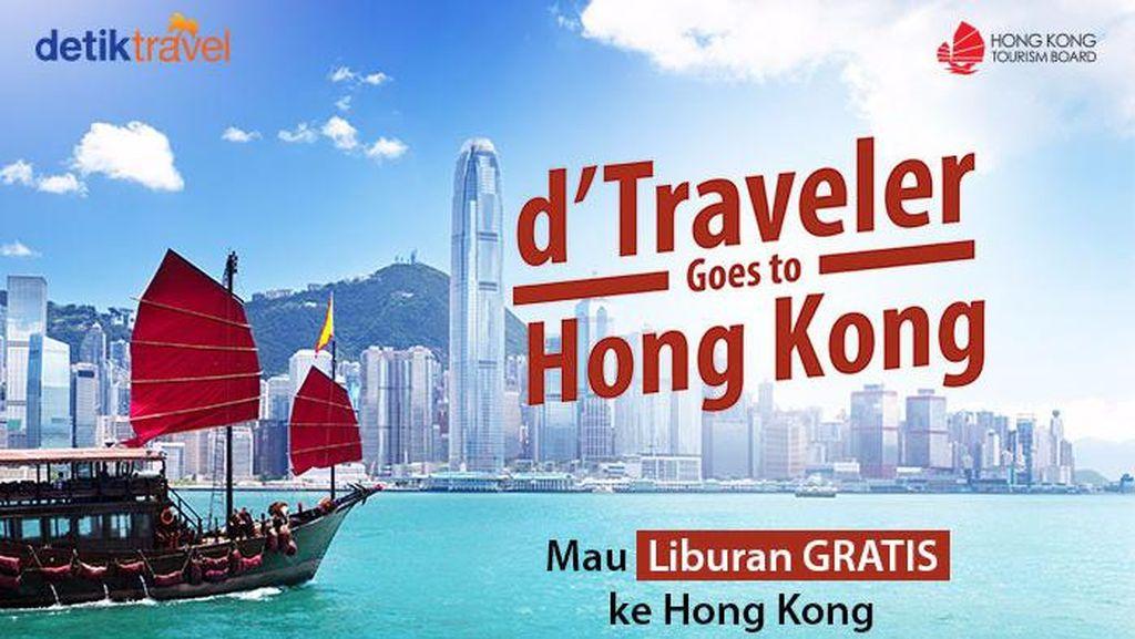 d'Traveler Goes To Hong Kong