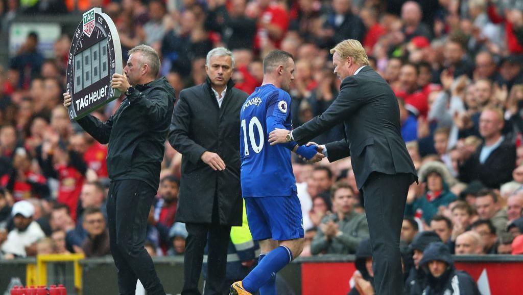 Tentang MU yang Baru Habisi Everton Usai Rooney Diganti