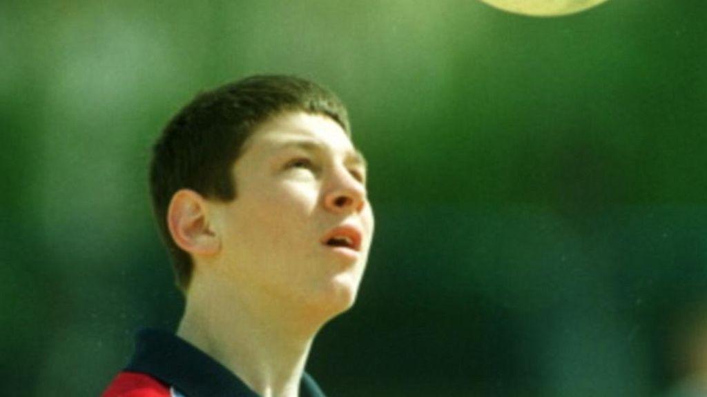 17 Wajah Messi di 17 Tahun Bersama Barcelona