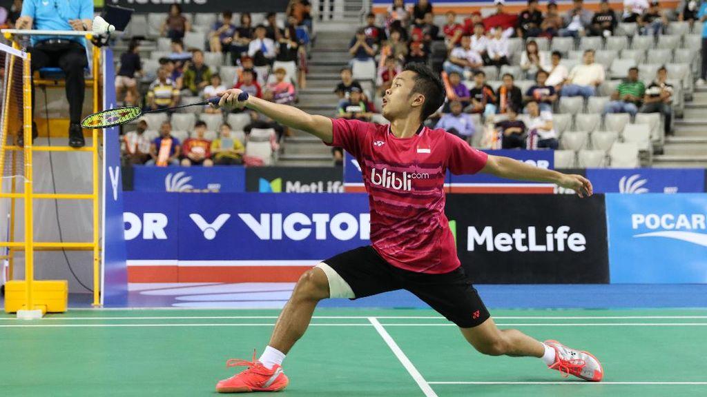 Setelah 2 Gelar dari Korea Open, Anthony Ginting dkk Bablas ke Jepang