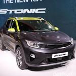 Kia Stonic, Crossover dengan Pilihan Warna Beragam