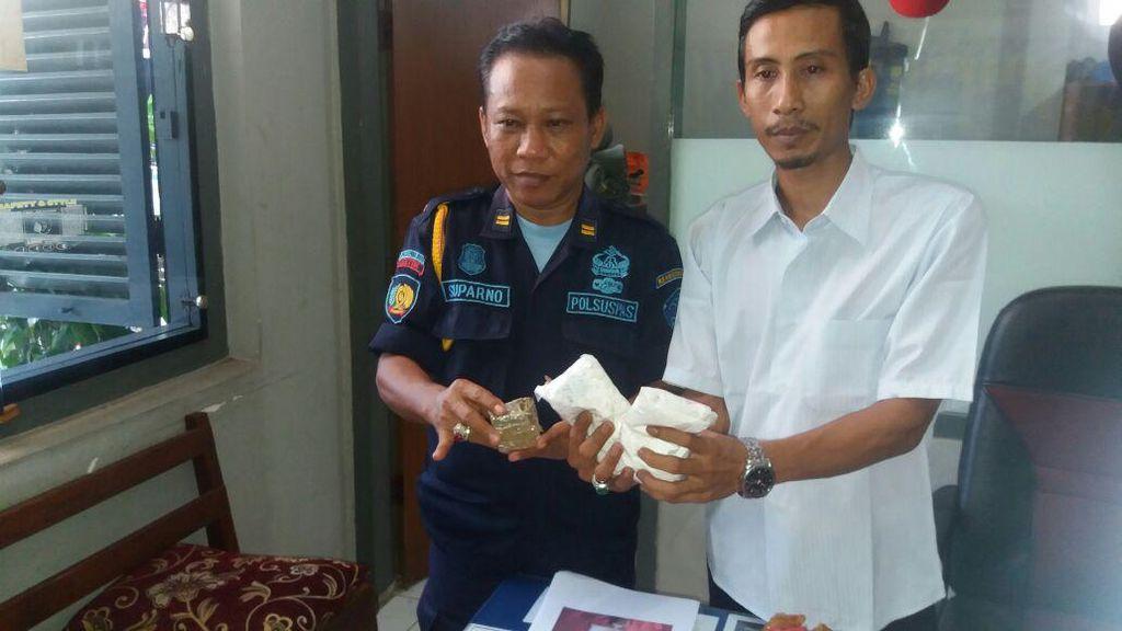 Tiga Kali Penyelundupan Narkoba ke Lapas Probolinggo Digagalkan