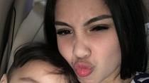 Nagita Slavina Pose Duck Face, Netizen: Makin Cantik Aja!