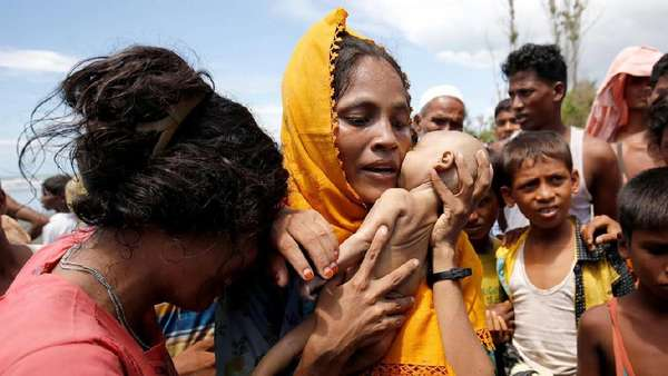 Organisasi Perempuan Kecam Aksi Militer Atas Rohingya