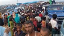 74 Ton Bantuan dari RI Tiba di Bangladesh