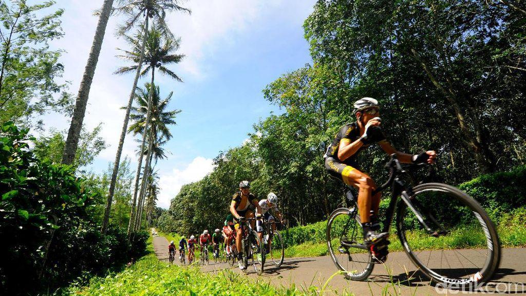 Pembalap Tour de Ijen akan Hadapi Rute Menantang