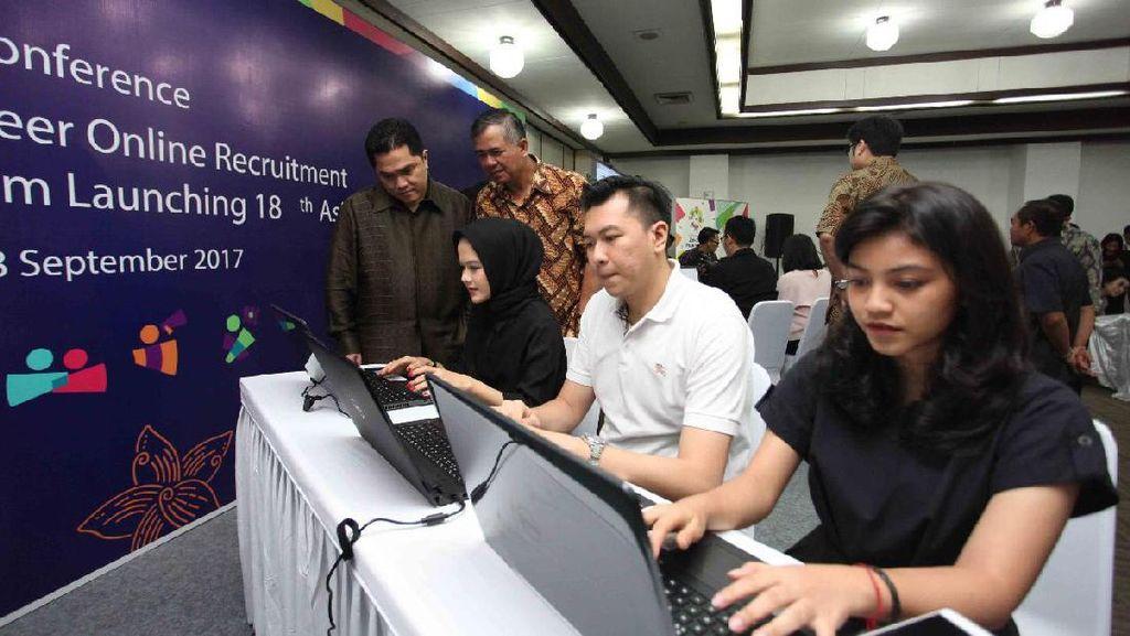 Pengusaha Muda Ini Buru-Buru Daftar Sukarelawan Asian Games 2018, Kenapa?