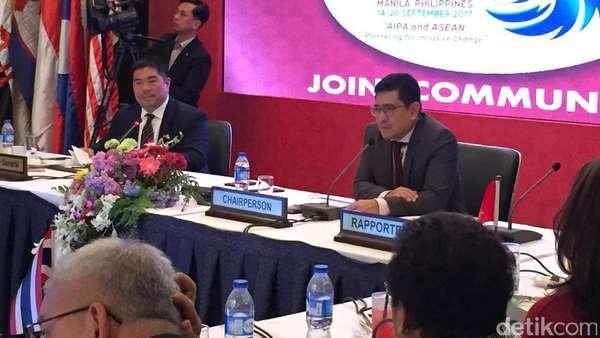 Myanmar Setuju Sikap Indonesia soal Krisis Rohingya di AIPA
