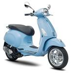 Motor Vespa untuk Anak Pantai