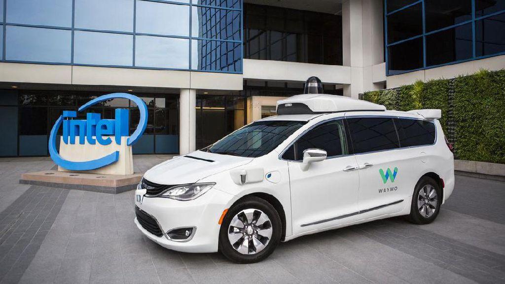 Demi Mobil Otonom, Intel Duet Bareng Google