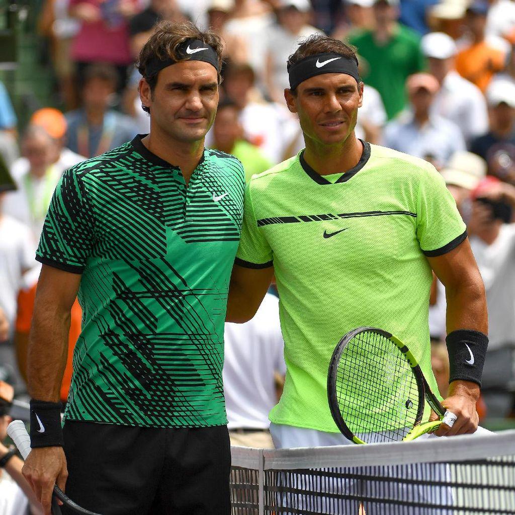Sampras: Nadal Bisa Lampaui Titel Grand Slam Federer, Asalkan...