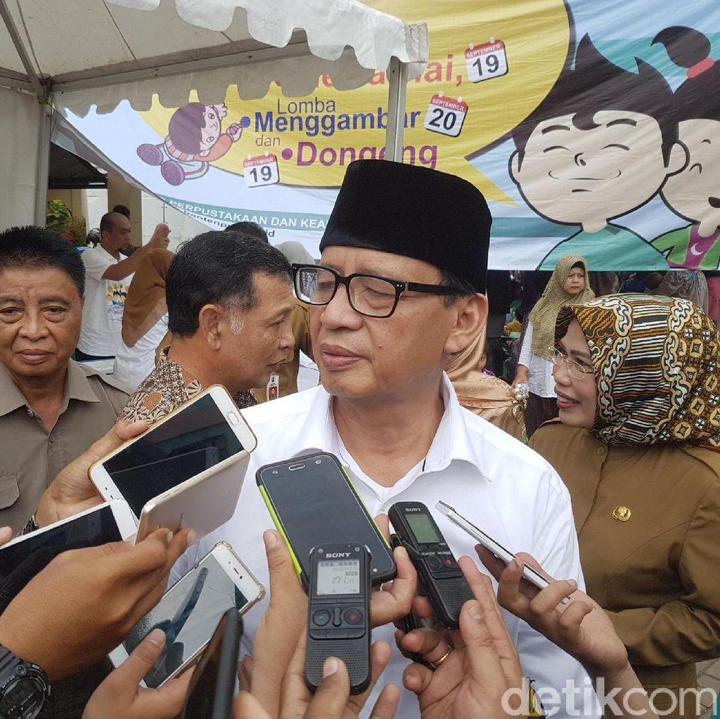 Kekeringan di Banten, Gubernur Minta Dibangun Terminal Air dan Sumur