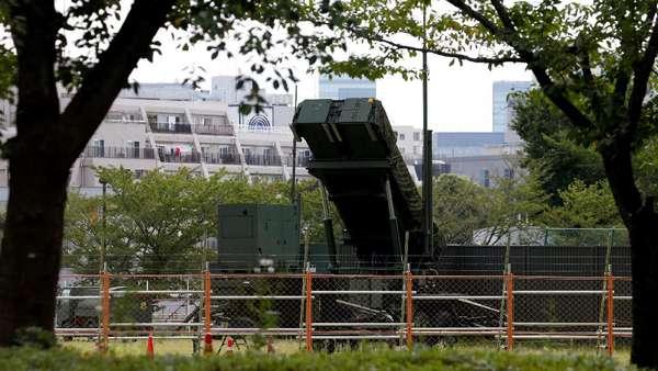 Jepang Kerahkan Sistem Pertahanan Rudal di Hokkaido