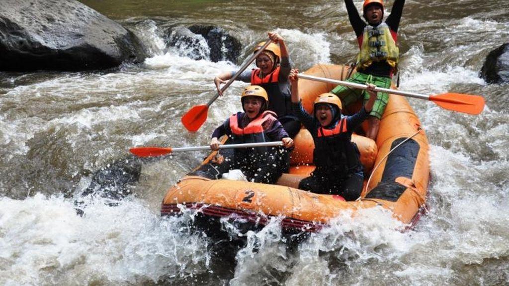 Obama Sudah Rafting di Bali, Kamu Kapan?