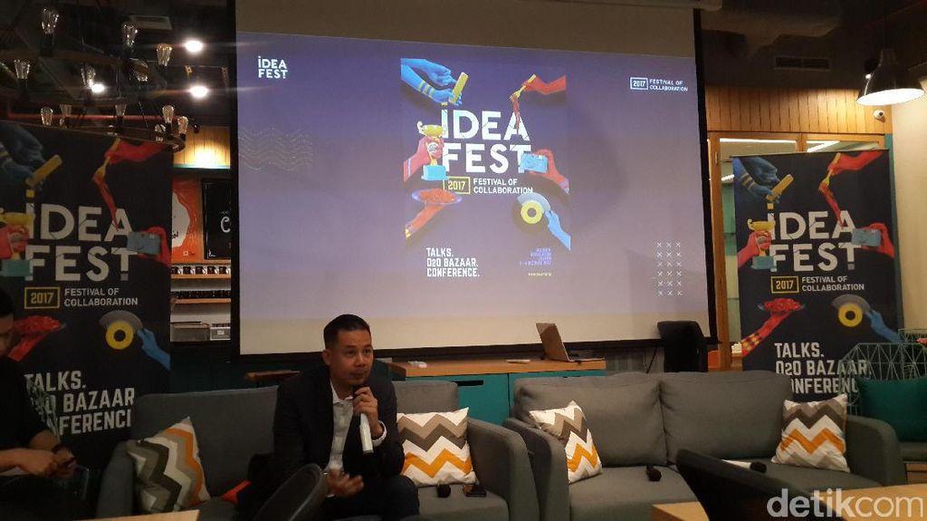 IdeaFest 2017 Siap Menjaring Local Heroes
