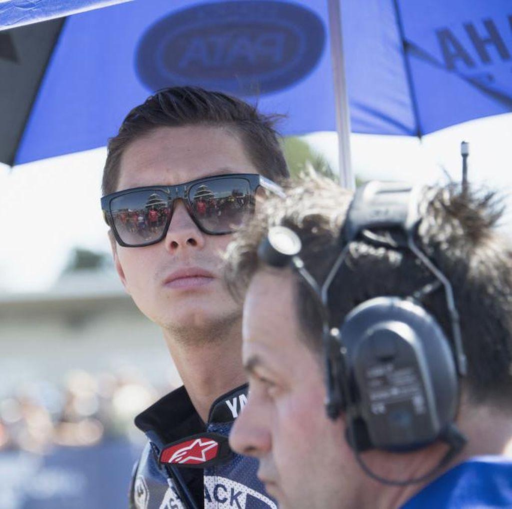 Van der Mark Harus Tunggu Keputusan Rossi di Hari Rabu