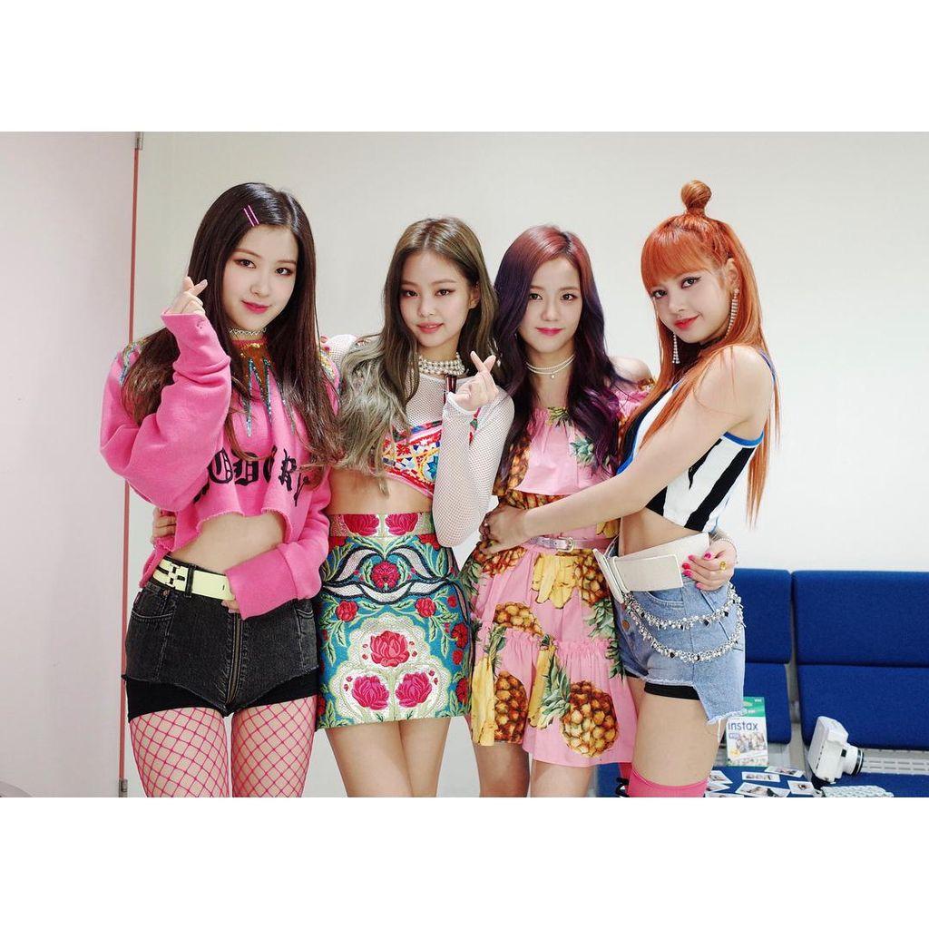 Black Pink Jadi Girlband Pertama dengan 2 Juta Like di YouTube!
