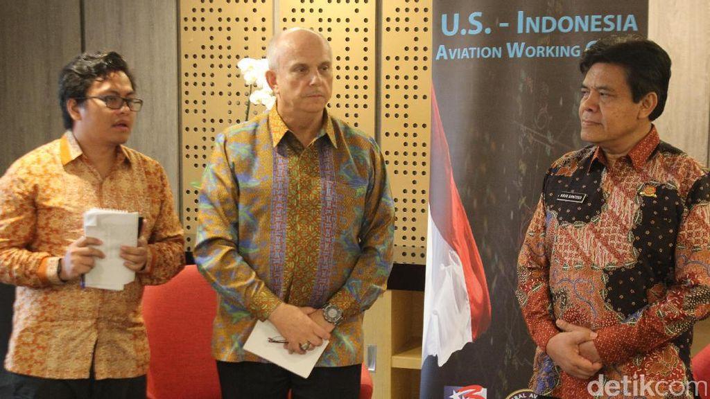 AS Hibahkan Rp 13 Miliar untuk Industri Penerbangan Papua