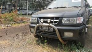 Begini Kondisi Panther yang Dilelang KPK Seharga Rp 28 Jutaan