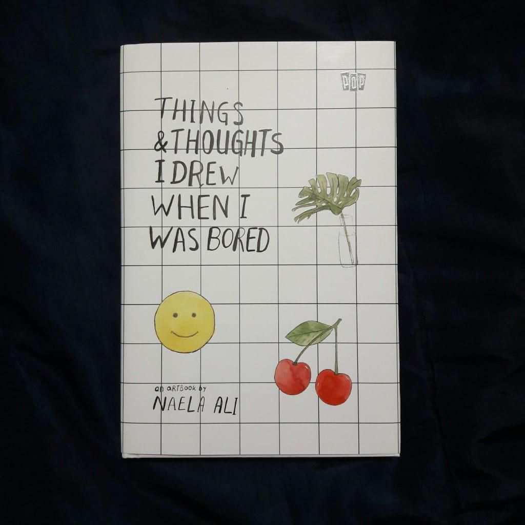 Ilustrator Naela Ali Rilis Buku Terbaru