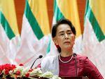 Penuh Penyangkalan, Pidato Suu Kyi Soal Situasi Rakhine Dikritik