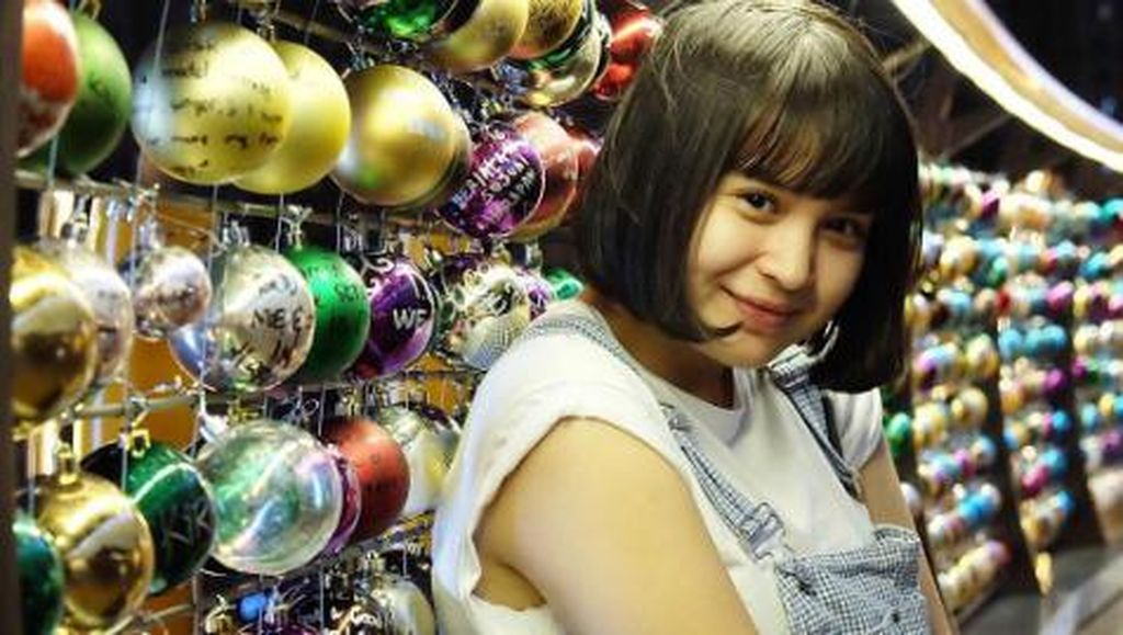 6 Foto Ini Buktikan Putri Titian Mamah-Mamah Gemes
