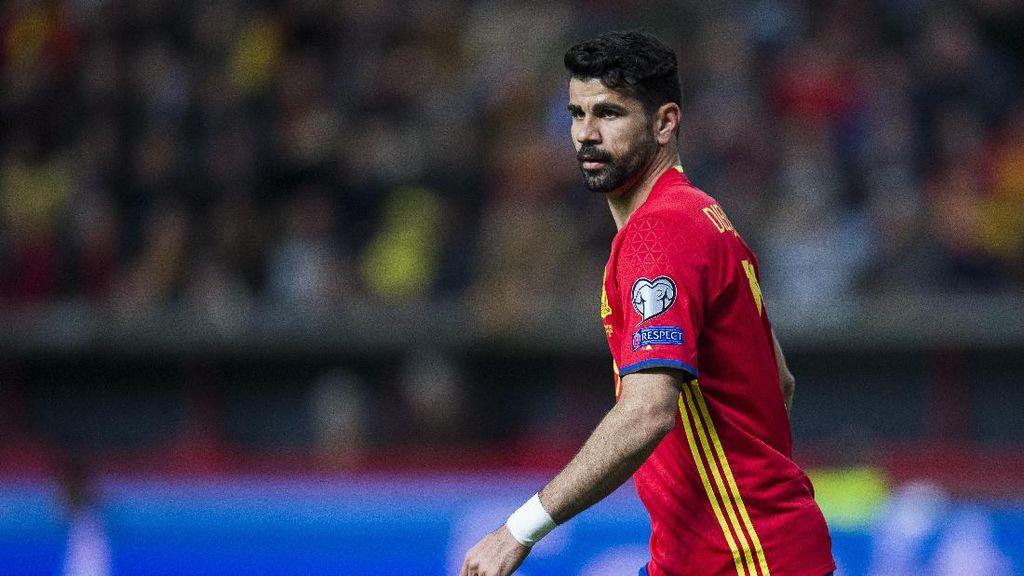 Sebelum Dipanggil Timnas Spanyol, Diego Costa Mesti Selesaikan Masalahnya