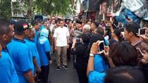 Sandiaga Bersama Bidadari Indonesia Resmikan MCK di Johar Baru