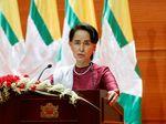 Saat Suu Kyi Bicara soal Rohingya