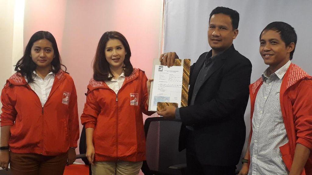 Aktivis Aceh Kamaruddin Daftar Jadi Caleg PSI