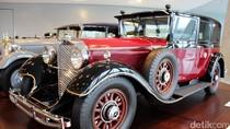 Sejarah Mercedes-Benz dalam Balutan Museum