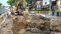 Revitalisasi Gorong-gorong Antisipasi Banjir Pasteur Dimulai