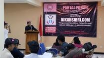 Ini Momen Peluncuran nikahsirri.com yang Berujung Penangkapan Polisi